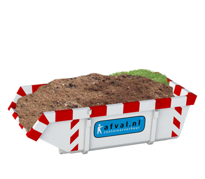 Huur container grond
